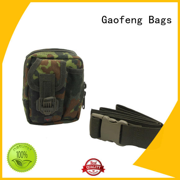 GF bags hot-sale cheap tactical vest backpack for shopping