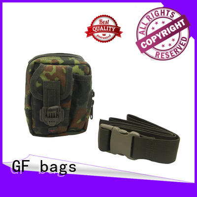 GF bags custom military vest bulk production for trip