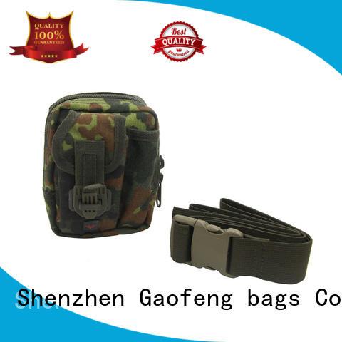GF bags wholesale military vest bulk production for ladies