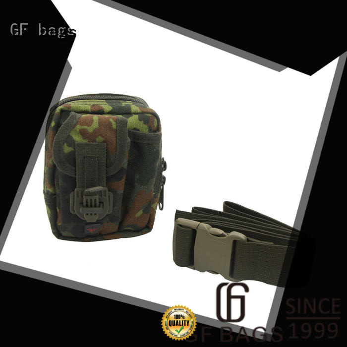 military tactical backpacks fabric for trip GF bags