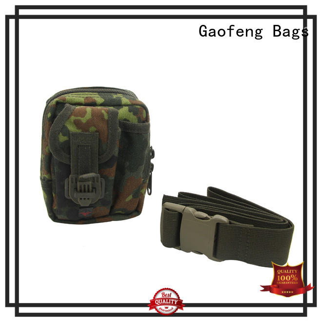 GF bags tool small tactical backpack bulk production for trip