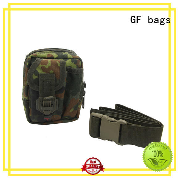 GF bags trolley military tactical vest customization for shopping
