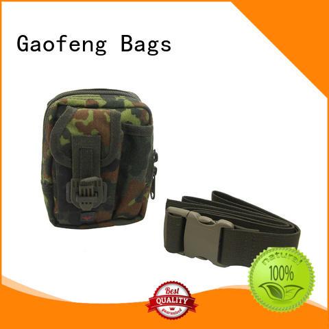 GF bags Brand messenger backpack custom cheap tactical vest