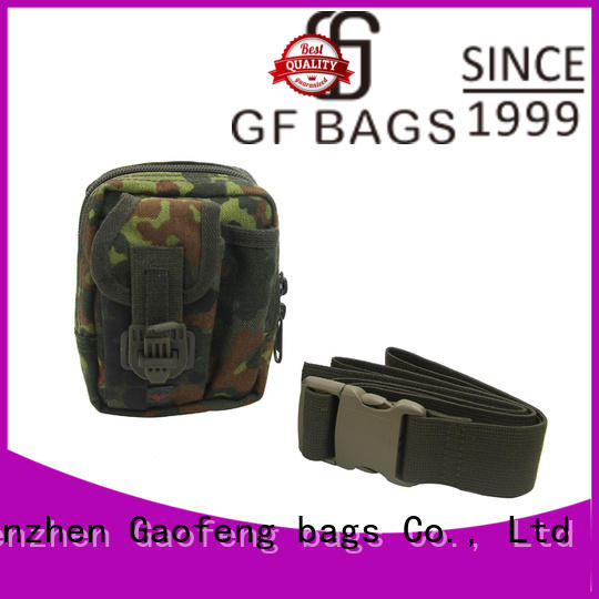 GF bags buckle tactical bag bulk production for trip