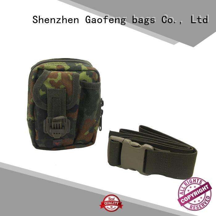 military tactical man bag bulk production for ladies GF bags
