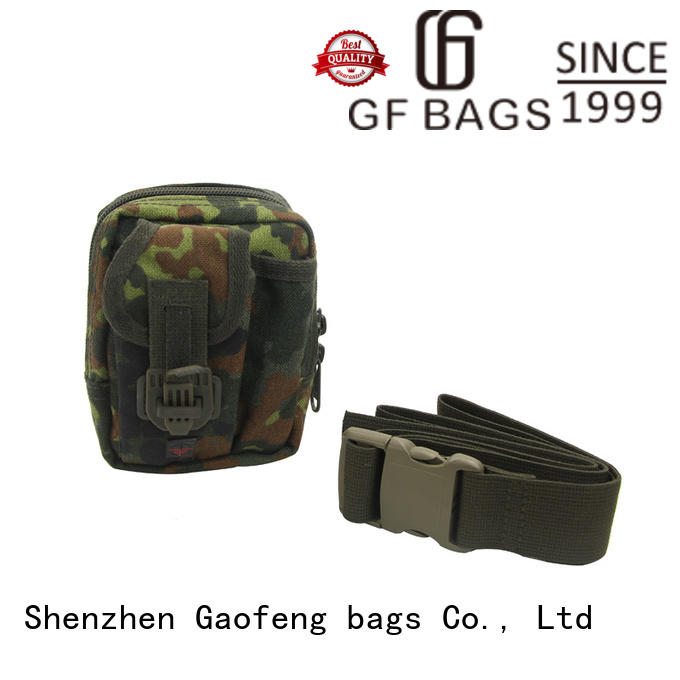 GF bags durable military tactical vest customization for trip
