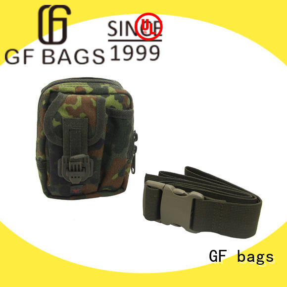 GF bags shell military style backpack bulk production for trip