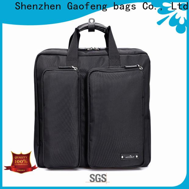 GF bags on-sale slim briefcase granule for travel