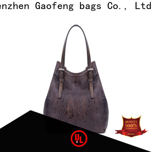 GF bags leather cover cute handbags handle for ladies