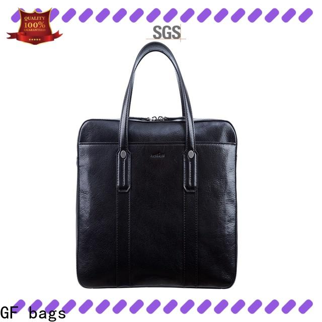 GF bags simple handle business briefcase for man