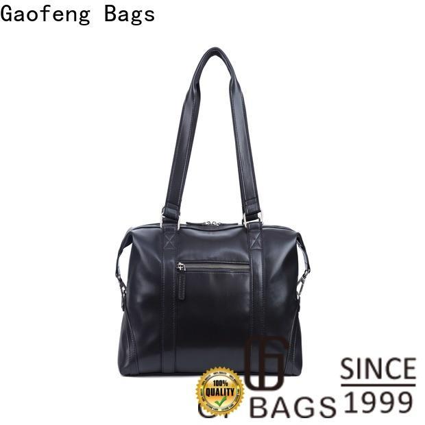 GF bags metal best duffel bag bulk production for male