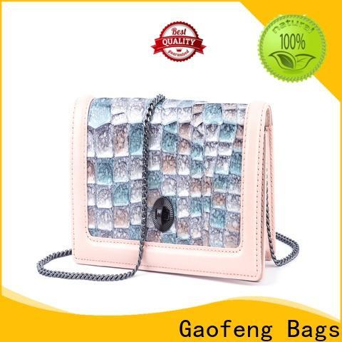 GF bags bag minibag bulk production for ladies