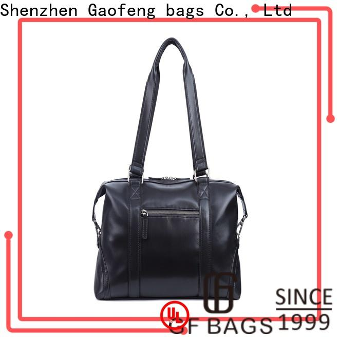 GF bags high-quality mens overnight bag inquire now for male