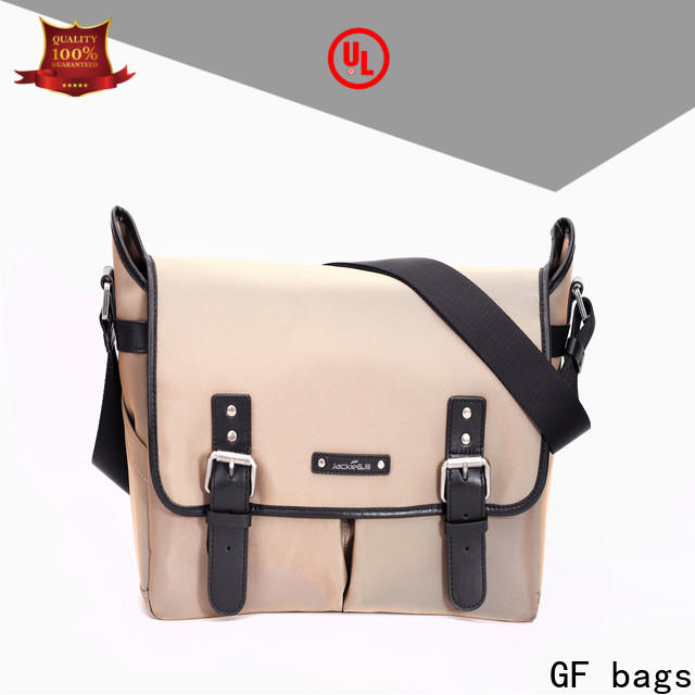 GF bags hot-sale best leather messenger bag for girls