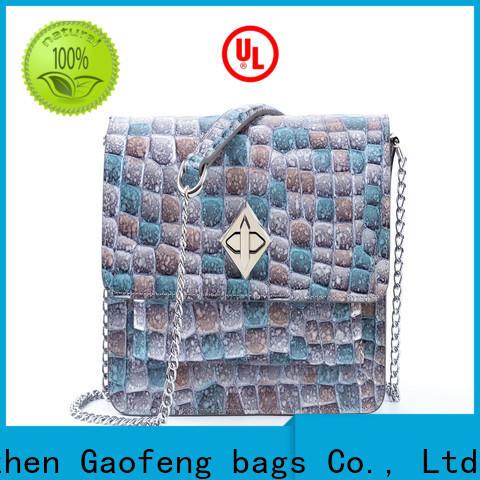 GF bags drawstring ladies shoulder bag for ladies
