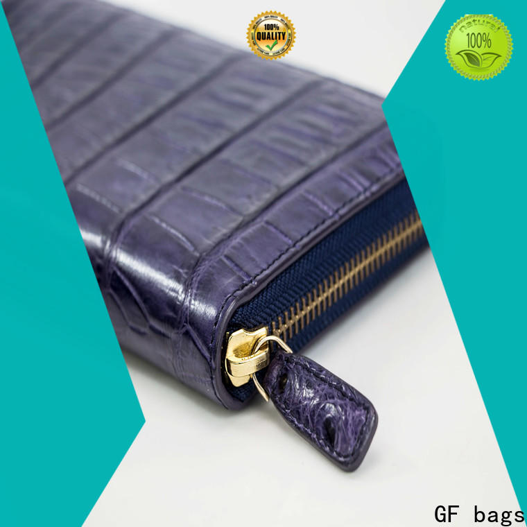 GF bags leather purses and wallets order now for cosmetics