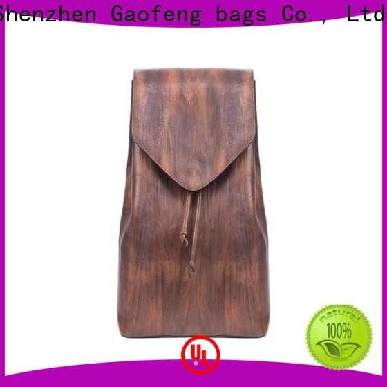 vegetable good backpacks leather cover for book