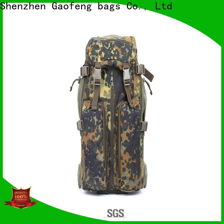 GF bags backpack military style backpack inquire now for shopping