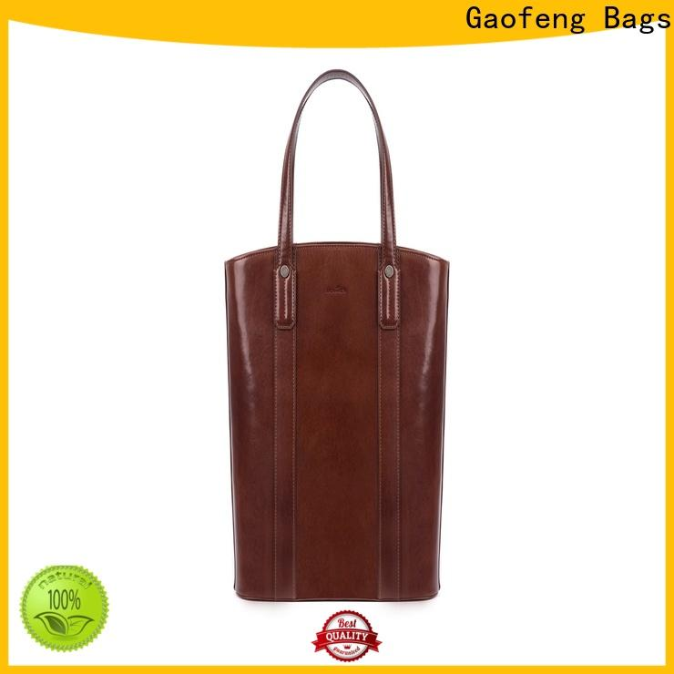 GF bags cheap tote bag with zipper inquire now for shopping
