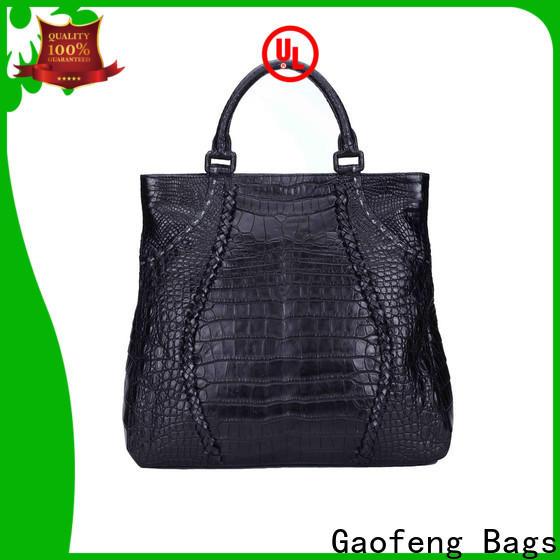 GF bags make ladies bag closure for ladies