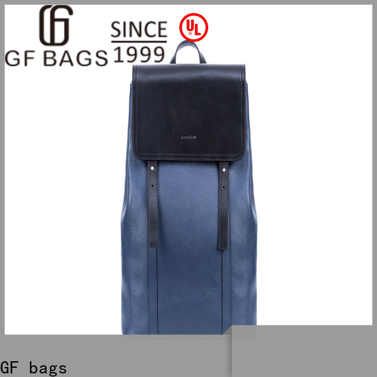 GF bags tanned adult backpacks closure for travel