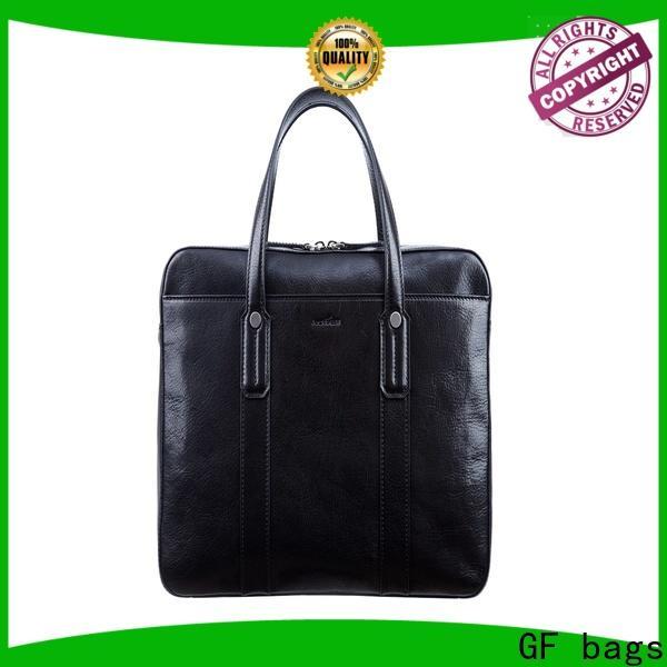 GF bags comfortable brief cases granule for man