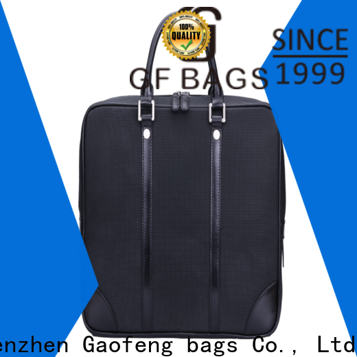 GF bags wholesale modern briefcase for travel