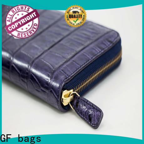 GF bags leather wallet purse order now for travel