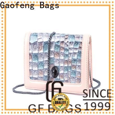GF bags custom mini bags for girls order now for ladies