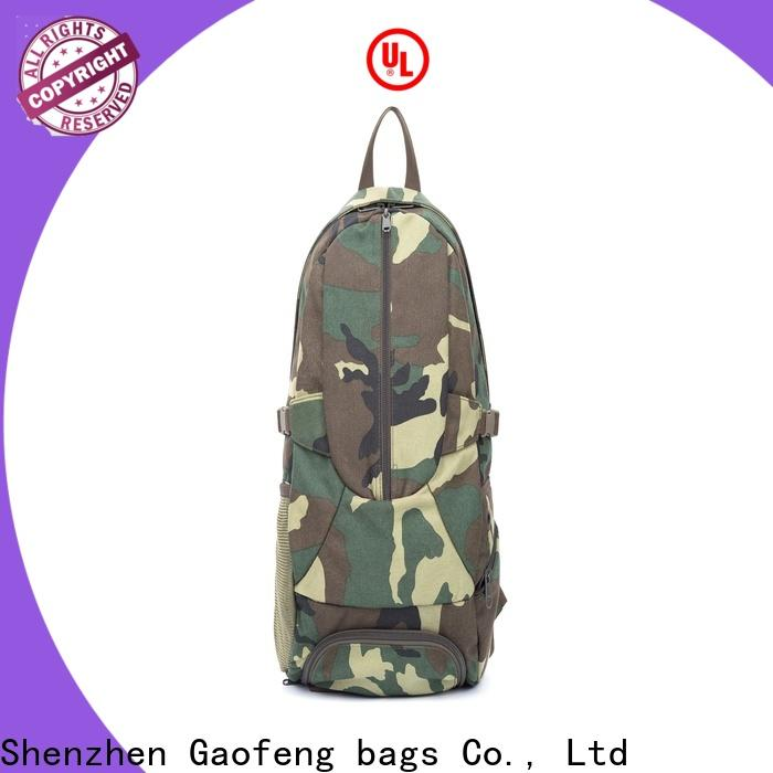 wholesale military gear bags strengthen customization for trip