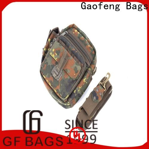 wholesale military gear bags crossbody customization for shopping