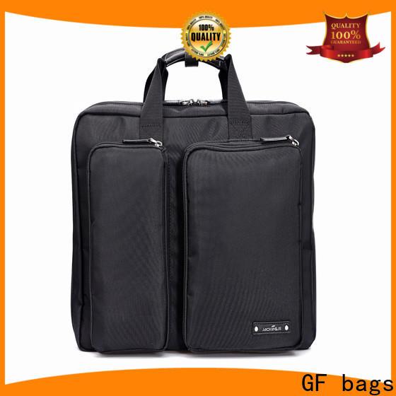 GF bags zipper closure mens briefcase bag order now for man