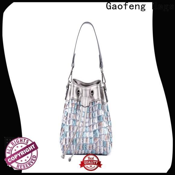 high-end ladies shoulder bag strap supplier for shopping