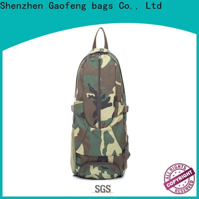 GF bags military small tactical backpack customization for trip