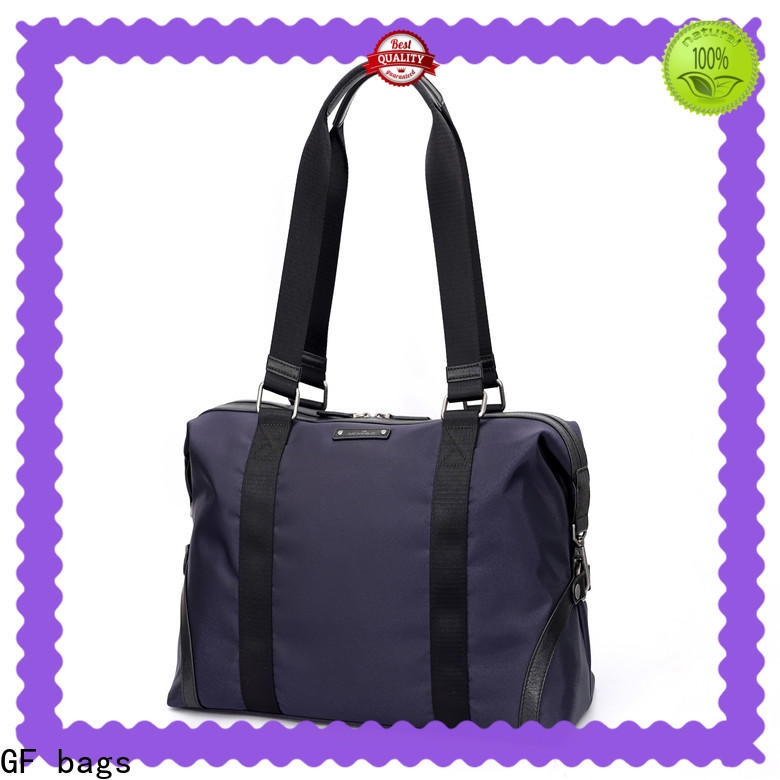 GF bags high-quality cheap duffle bags manufacturer for male