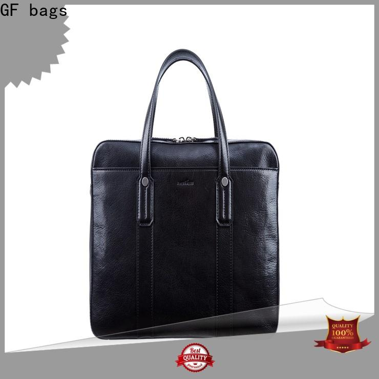 GF bags on-sale business briefcase pattern for man