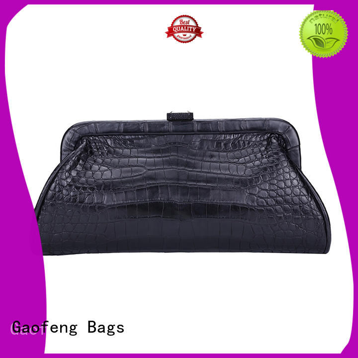 GF bags zipper evening clutch bags order now cash storage