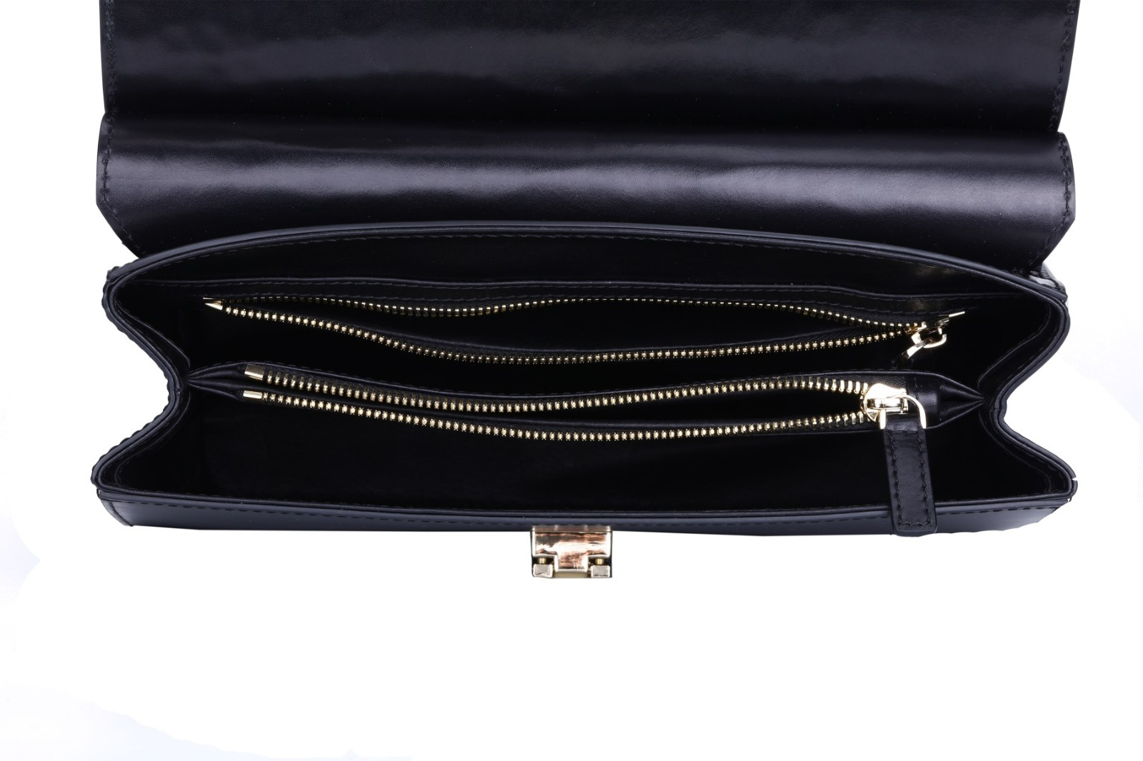 simple luxury handbags metal duffle for women-10