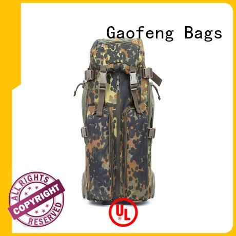 GF bags custom tactical shoulder bag customization for shopping