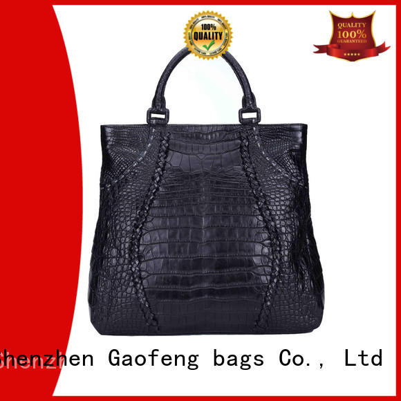 GF bags leather cover latest handbags pattern for shopping
