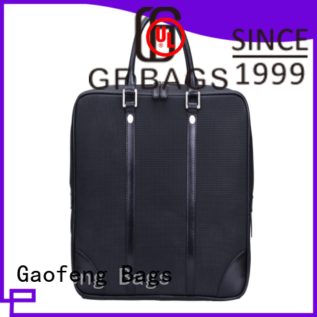 genuine leather stylish briefcase order now for business trip GF bags