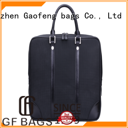 zipper closure high end briefcase inquire now for travel GF bags