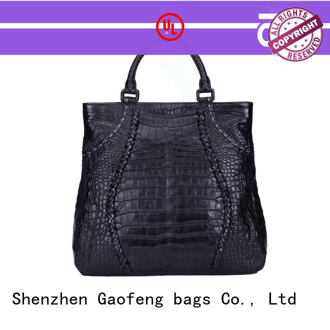 GF bags microfiber latest handbags handle for ladies