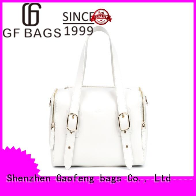 GF bags microfiber trendy handbags make for women