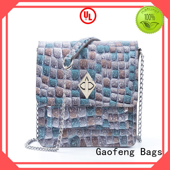 GF bags bag simple shoulder bag manufacturer for shopping