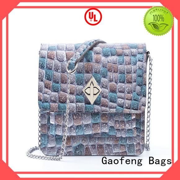 GF bags bag simple shoulder bag manufacturer for shopping