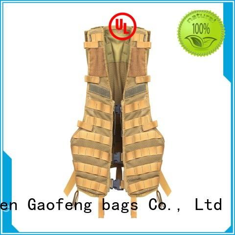GF bags hot-sale small tactical backpack bulk production for ladies