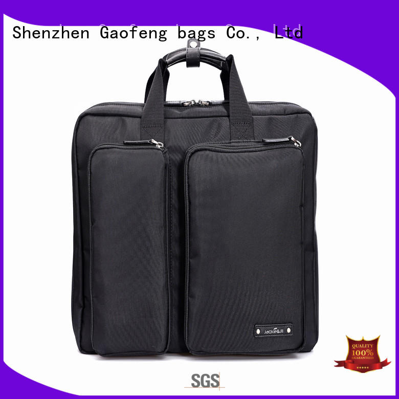 professional briefcase simple for travel GF bags