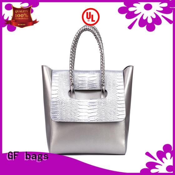 GF bags weaving luxury handbags duffle for ladies
