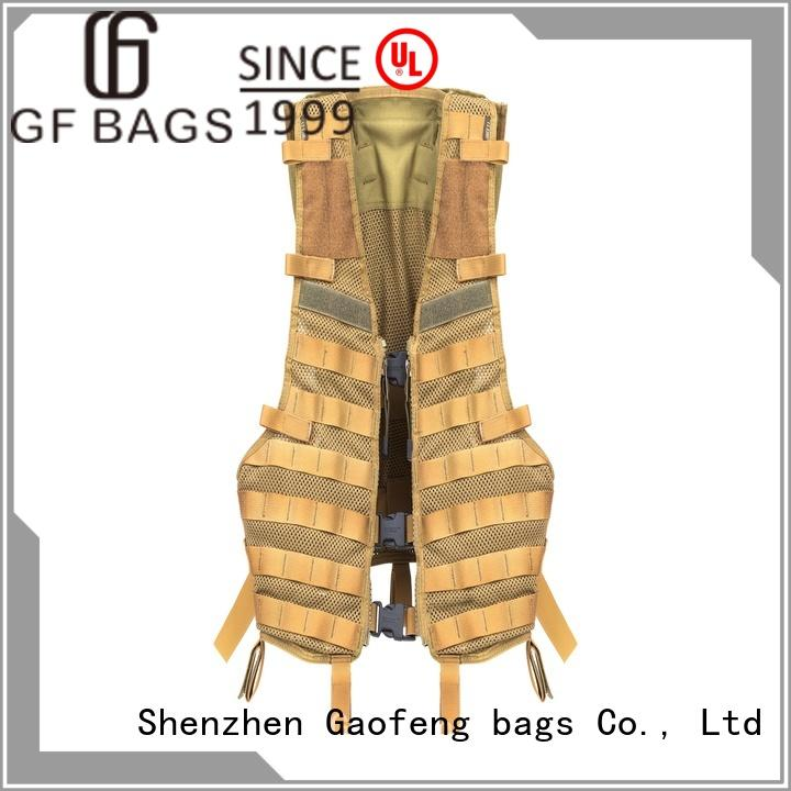 GF bags hot-sale military tactical backpacks bulk production for trip